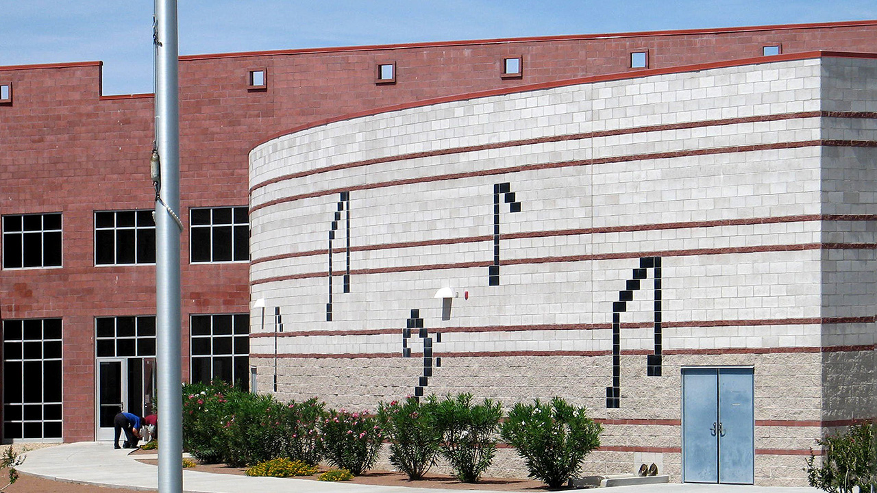 Canutillo High School, El Paso, TX